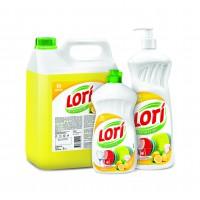 LORI UNIVERSĀLS TRAUKU MAZGĀŠANAS LĪDZEKLIS ar citrona aromātu . Tilpums, 500 ml, 1 L, 5 L