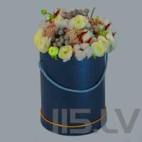 Rožu Mix-1, cilindra cepuru kastē